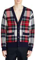 Burberry Multicolored Buttoned Cardigan