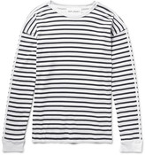 Our Legacy - Striped Washed-cotton Jersey T-shirt