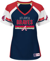 Majestic Women's Atlanta Braves Draft Me T-Shirt