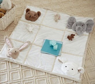 Pottery Barn Kids Animal Plush Play Mat