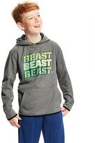 Old Navy Go-Dry Relaxed Graphic Hoodie for Boys