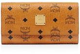 MCM Extra Large Heritage Bifold Wallet