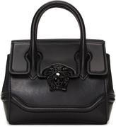 Versace Black Mini Palazzo Empire Bag