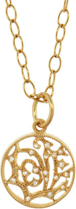 Cathy Waterman Baby Love With Diamonds - 22 K