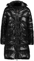 Pyrenex Authentic quilted glossed-shell down coat
