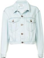 we11done buttoned denim jacket