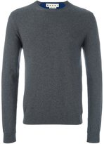 Marni crew neck jumper - men - Cashmere/Virgin Wool - 48