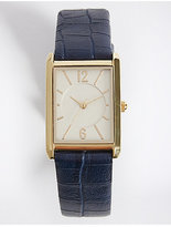 M&S Collection Rectangular Face Watch