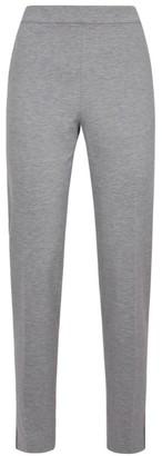 Fabiana Filippi Embellished Cuff Trousers