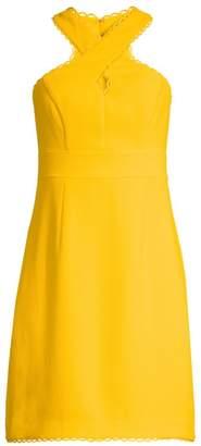 Trina Turk Fantasy Island Rafter Halter Dress