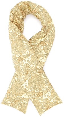 J.W.Anderson Paisley Print Padded Scarf