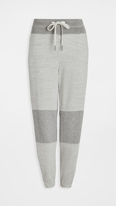 James Perse Patched Sweat Pants