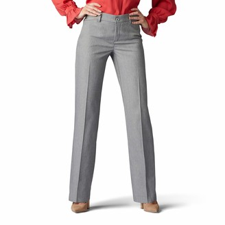 Lee Women's Flex Motion Regular Fit Trouser Pant