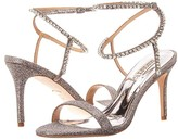 Badgley Mischka Claudette (Pewter) Women's Shoes