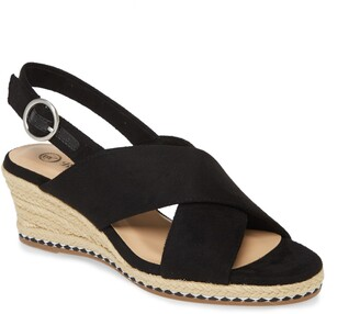 Bella Vita Nadette II Platform Wedge Sandal