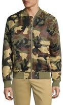 Wesc The Camo Bomber Jacket