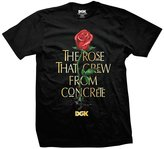 DGK Men's Through The Cracks SS T Shirt 3XL