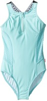 Seafolly Summer Essentials Tank One-Piece Girl's Swimsuits One Piece