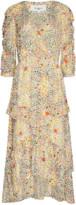BA&SH Happy Dress Ecru - 1 - UK10 / Ecru