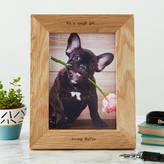 MijMoj Design Personalised Pet Photo Frame