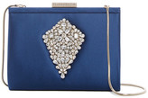 Badgley Mischka Crystal Embellished Clutch