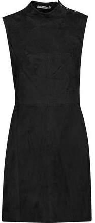 Alexander Wang Suede Mini Dress
