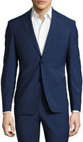 John Varvatos Wool-Blend Two-Piece Suit, Blue