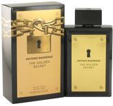 Antonio Banderas The Golden Secret Eau De Toilette Spray for Men (6.7 oz/198 ml)