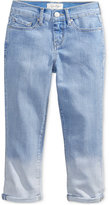 Jessica Simpson Forever Rolled Dip-Dye Jeans, Big Girls (7-16)