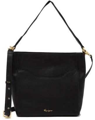 Foley + Corinna City Blooms Vegan Leather Tote Bag