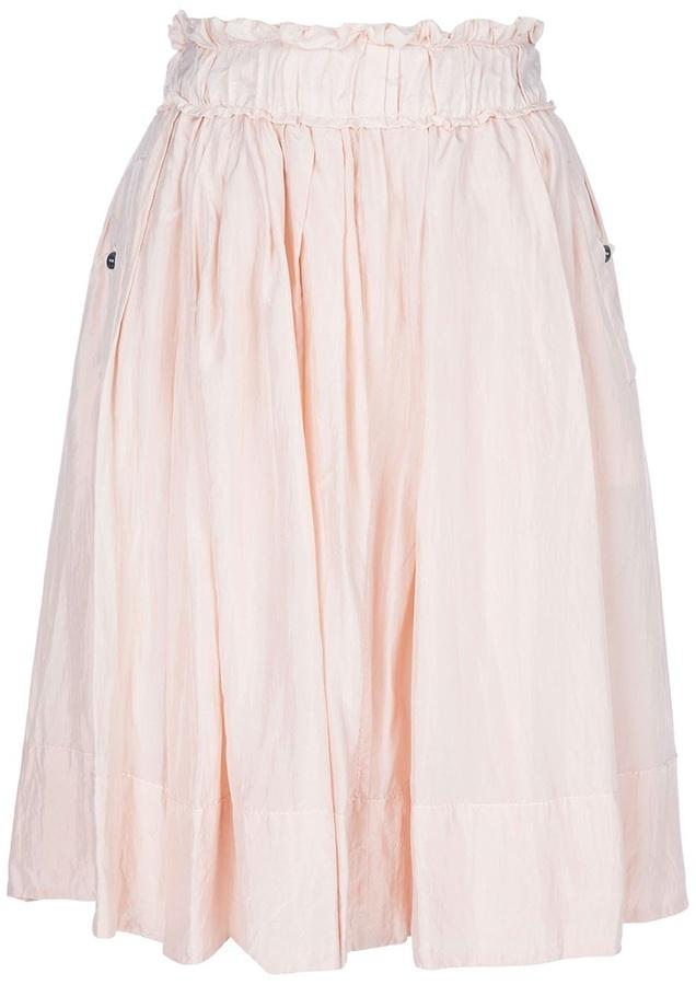 Nina Ricci A line skirt