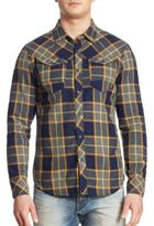 G Star Arc 3D Checkered Shirt