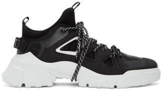 McQ Black ORBYT Runner Sneakers