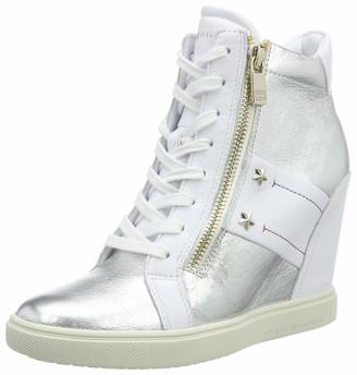 Tommy Hilfiger Women's Tommy Wedge Sneaker Low-Top