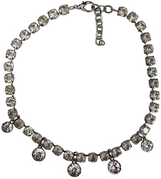 Karl Lagerfeld Paris Silver Metal Necklaces