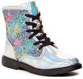 Naturino Specchio Glitter Lace Boot (Toddler, Little Kid, & Big Kid)