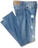 Kaporal Men's BROZE Relaxed Jeans - Blue -