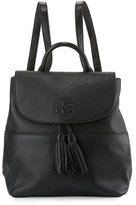 Tory Burch Thea Mini Leather Backpack, Black