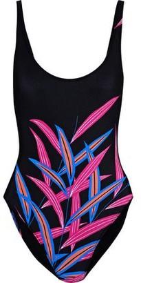 Diane von Furstenberg Printed Swimsuit