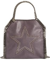 Stella McCartney 'Mini Falabella' Studded Faux Leather Star Tote (Nordstrom Exclusive)