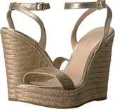 Pelle Moda Women's Only-Ms Wedge Sandal,8.5 M US