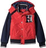 Tommy Hilfiger Carlton Bomber Jacket (Toddler/Little Kids)