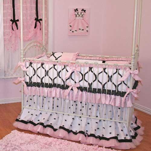 Chanel Baby Bedding