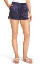 Socialite Satin Sport Shorts