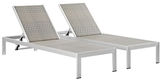 Shore Patio Chaises (Set of 2)