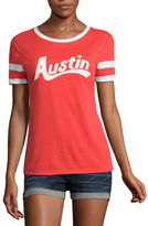 Arizona Austin Graphic T-Shirt- Juniors