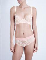 Passionata Bloom lace bustier bra