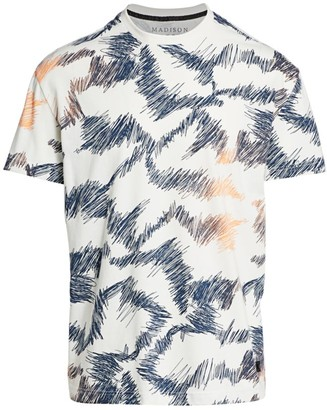 Madison Supply Scribble Graphic T-Shirt