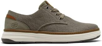 Skechers Men's Moreno - Ederson Oxford Casual Shoes