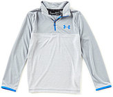 Under Armour Big Boys 8-20 Threadborne 1/4-Zip Pullover